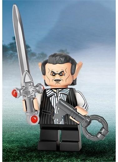 Lego Lego Minifigür - Harry Şotter Seri 2 - 71028 - Grişhook Renkli